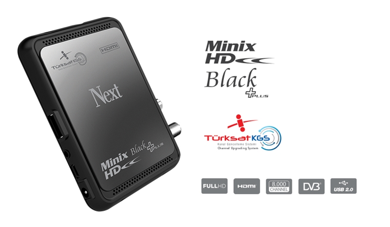NEXT MİNİX BLACK PLUS